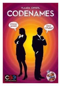 Codenames - zukünftiger Party Klassiker
