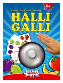 Halli Galli für Party und Kindergeburtstag