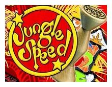 Schmerzen auf der Party mit: Jungle Speed