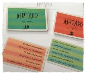 Mutabo Karten