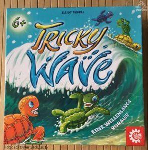 Tricky Wave box