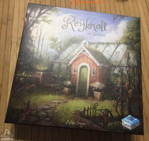 Reykholt Box