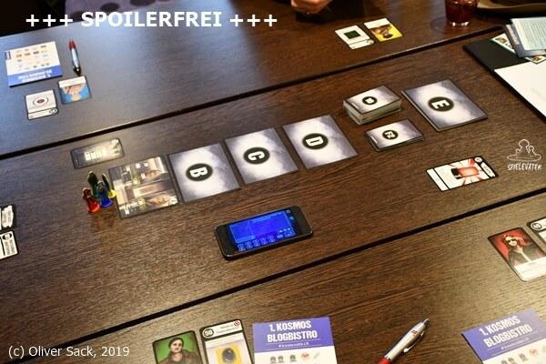 Start-Spielaufbau Monochrome AG