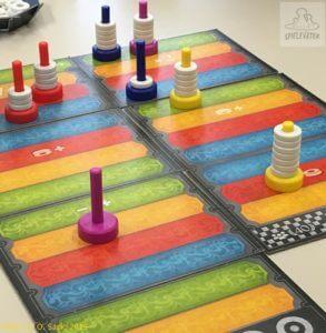 Spielaufbau