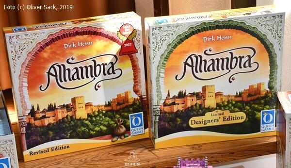 Alhambra Neu 2019