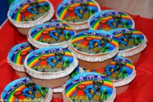 Lama Muffins