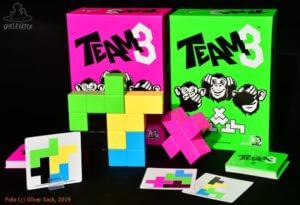 Team 3 Boxen
