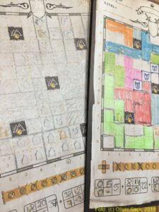 Kartograph Bleistift