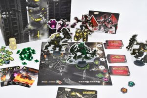 Dark Edition -KingOfTokyo
