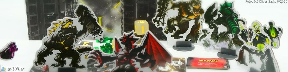 King of Tokyo Dark Edition Titel