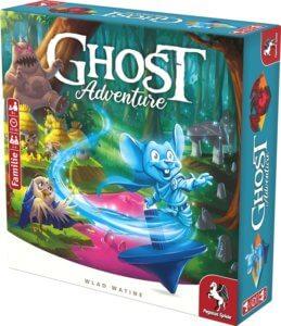 Ghost Adventure Pegasus