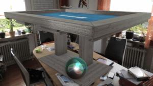 Kapplex Tisch