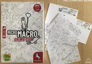 Micro Macro Edition Spielwiese